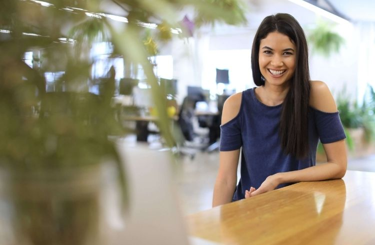 Melanie Perkins, CEO and Co-founder