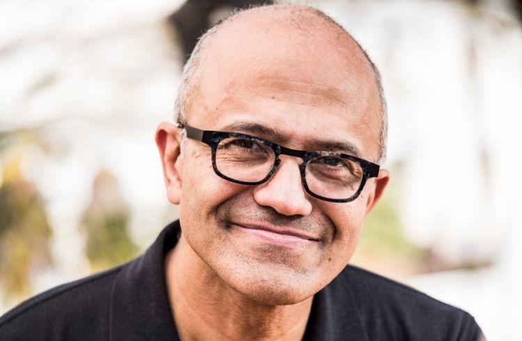 Microsoft's CEO and Chairman, Satya Nadella